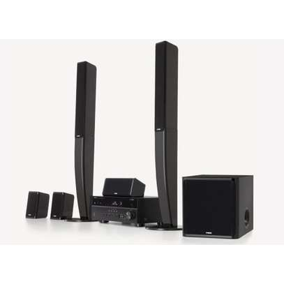 NS-PA40 Yamaha High Power 5.1ch speakers package compatible with HD Audios image 1