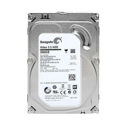 Band New Seagate 2TB Hard Disk -For Desktop & CCTV image 1