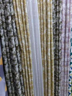 EXTRA HEAVY FABRIC CURTAINS image 3