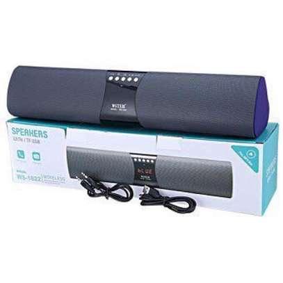 Wster Portable Wireless Speaker, MP3 Player & Radio image 2