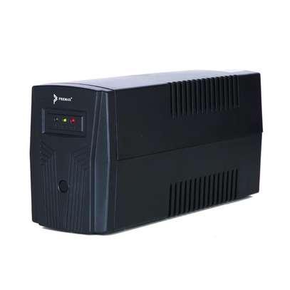 Premax UPS 900VA (PM-UPS900) BLACK image 2