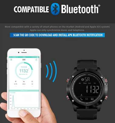 Smart Watch Sport Real-Time Distance & Calories Recording image 2