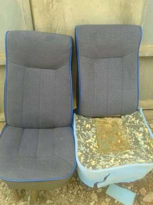 Reupholstery of Car Seats and Make Them Look New Again