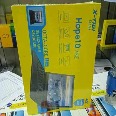 10.1 inch Tablet with Key Board-Xtigi Hope 10 pro 64gb 4gb ram image 1