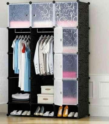 Plastic wardrobe image 1