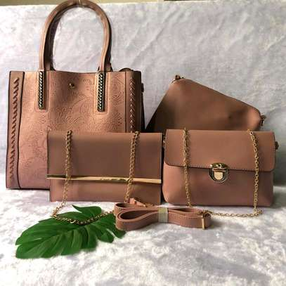 Pure leather Handbags image 5