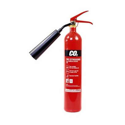 Fire Extinguishers, CO2 2 KGS