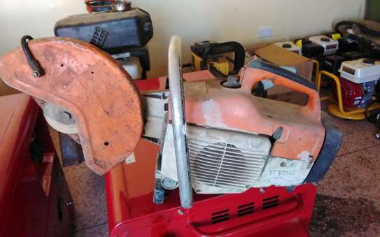 Equipment & Machinery STIHL Steel Saw TS 400