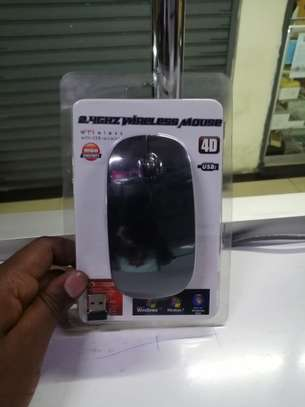 wireless mouse 4D image 2