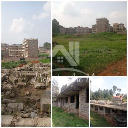 0.1 ha commercial land for sale in Kinoo image 3