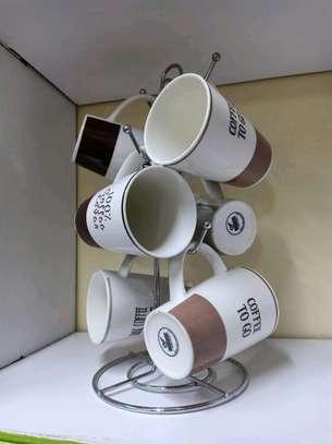 6Pcs Mug Set image 2