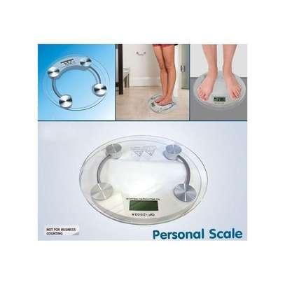 180 kg digital electronic display bathroom scale image 4
