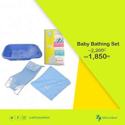 Baby Bathing Set image 1