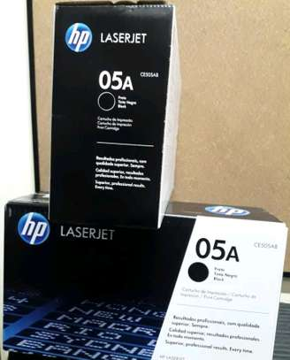 Original Hp toners available image 1