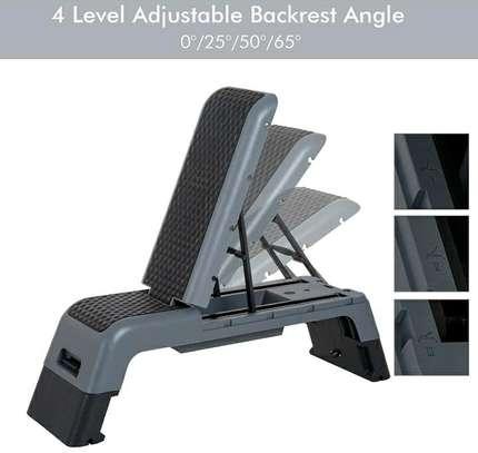 Aerobic step(2 in 1 aerobic steps) image 2
