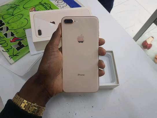Apple 8 plus 256 GB. All Colors available. Wholesale price image 3