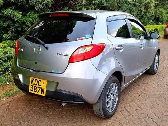 KDC Registered  Mazda Demio smart edition    1300cc image 8