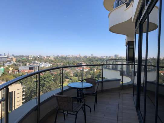 Furnished 2 bedroom apartment for rent in Waiyaki Way image 2