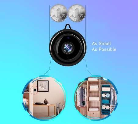 Wireless Indoor WiFi CCTV Camera-IP Camera 1080P HD image 8