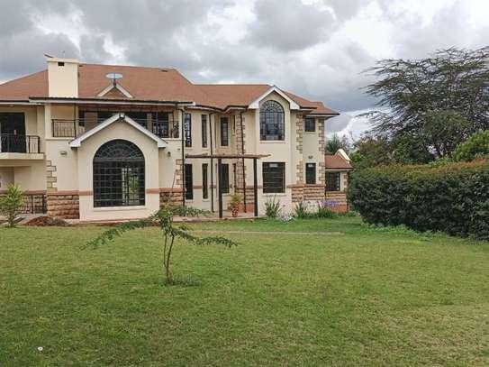 4 bedroom townhouse for rent in Runda image 1