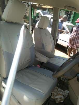 Custom made car seat covers image 3