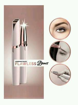 Flawless epilator/eyebrow remover/trimmer