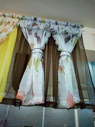 Modest kitchen curtains image 10