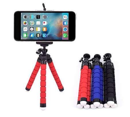 Mobile phone tripod
