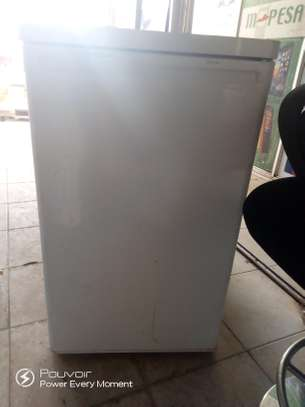 EX UK SINGLE DOOR FRIDGE