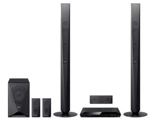 Sony DAV-DZ650 - 5.1Ch DVD Home Theatre System - 1000W - Black image 1