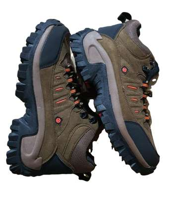 Sky View Green Fashion Boots  Hiking Durable Shoes image 1