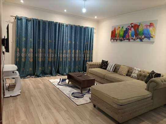 Furnished 2 bedroom apartment for rent in Rhapta Road image 5