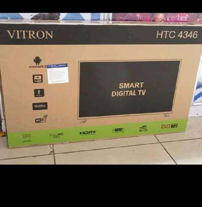 Vitron Smart Digital 43Inch Tv image 1