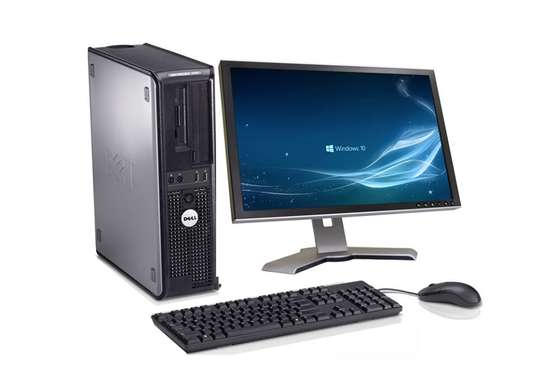 Simplest Complete Gaming Desktop with 19 inch TFT Screen with 3 free classic games