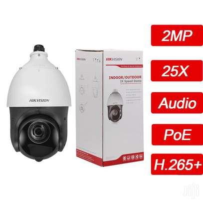 Speed Dome PTZ Indoor Out Door Camera Hik Vision image 1