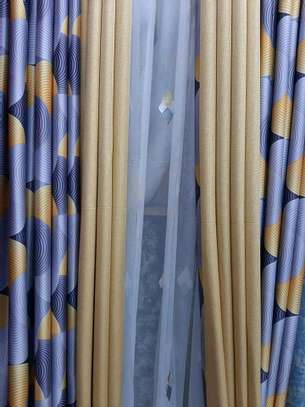 EXTRA HEAVY FABRIC CURTAINS image 2