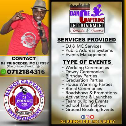 MCs, DJs & Sound Systems For Hire image 11