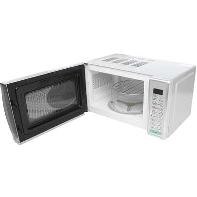 RAMTONS 20 LITERS MICROWAVE+GRILL SILVER- RM/240 image 3