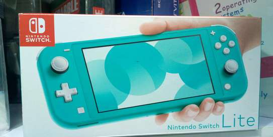 Nintendo Switch Lite Game Console