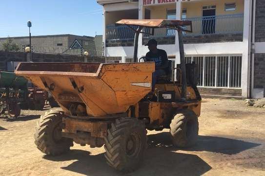 Equipment & Machinery Thwaites Dumper image 1