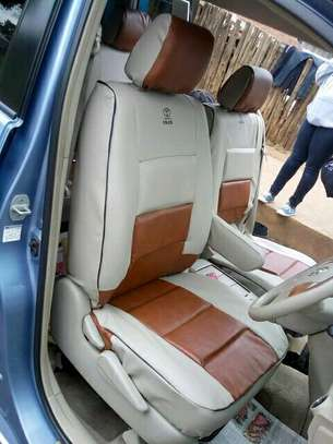 Executive car seat covers