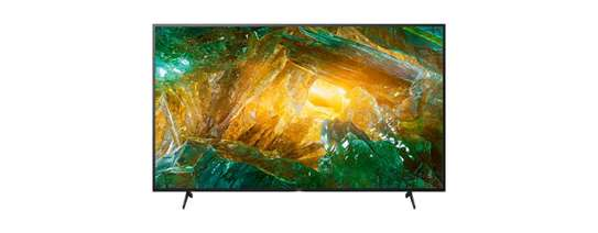 KD55X8000H Sony 55 Inch 4K ANDROID SMART HDR 10+ TV 2020 MODEL image 1
