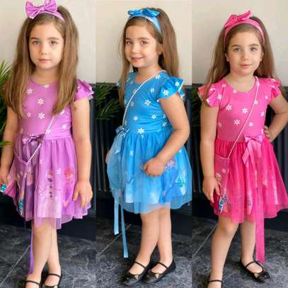 Fancy classy little girls clothes image 4