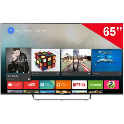 65 Inch Sony Ultra HD 4K Smart Android LED TV - Model 65X8500E