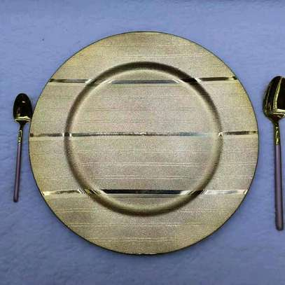 Charger plates image 5