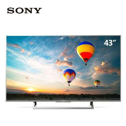 Sony 43X7500E 43-Inch 4K Ultra HD Smart Android. image 1