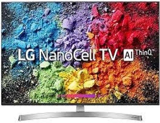 "LG 65"" NANOCELL SMART TV,VOICE CONTROL,MAGIC REMOTE,WI-FI,NETFLIX,VOICE RECOGNITION,YOUTUBE-65NANO90VNA-BLACK image 4"