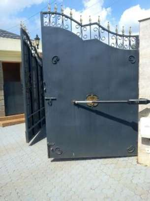 electric remote ,automatic gate installer in kenya image 3
