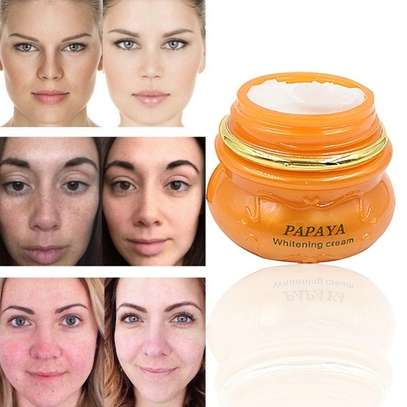 PAPAYA Whitening   Natural botanical formula skin care whitening cream. image 7