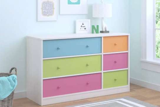 Chest of drawers for kids